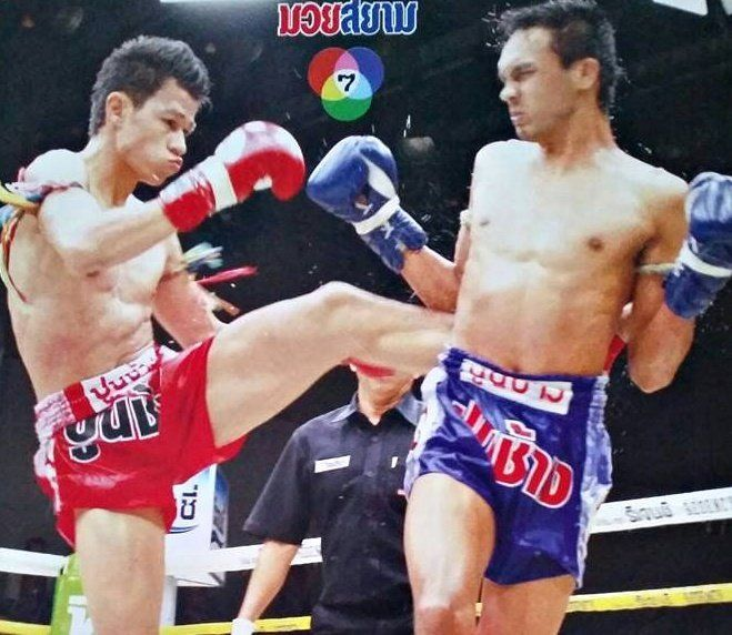 Sagetdao is widely regarded as one of the most aggressive fighters in Muay Thai history.
