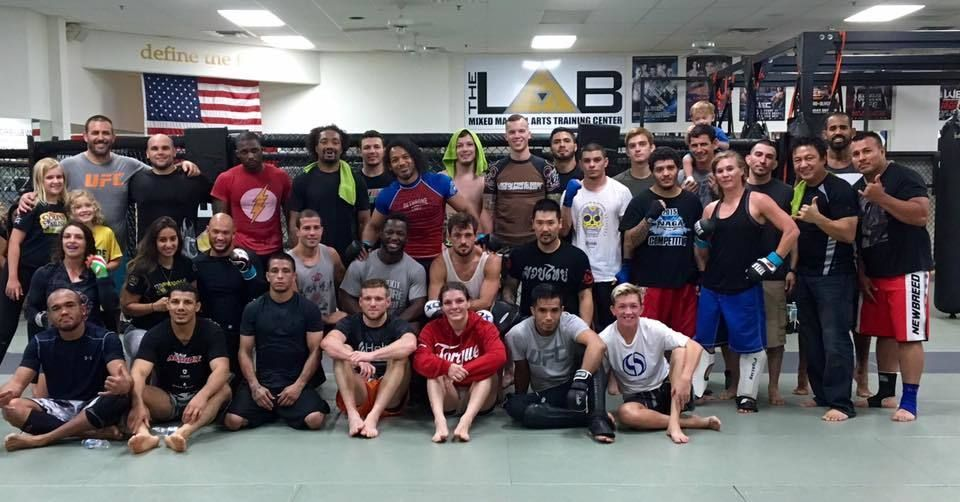 Gyms Around The World: MMA Lab | Evolve Vacation