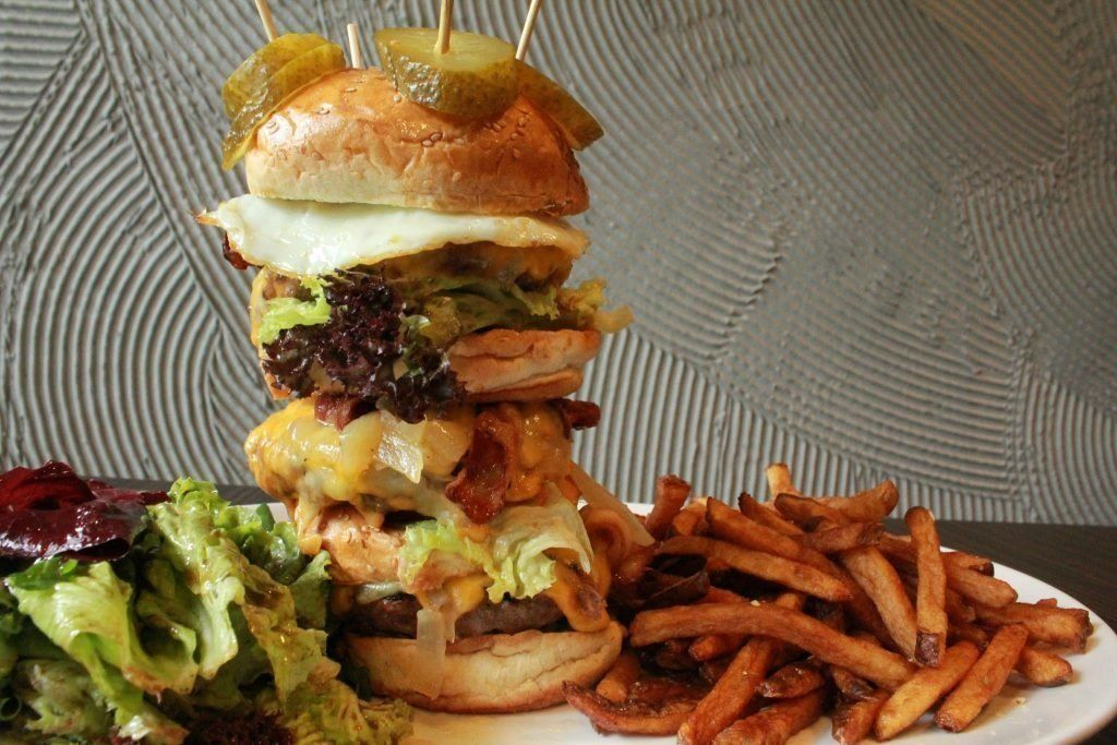 Score A Free Meal With These Food Challenges