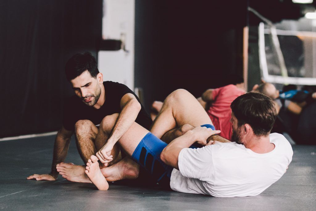 To be a more well rounded grappler, you should train no-gi grappling as well.