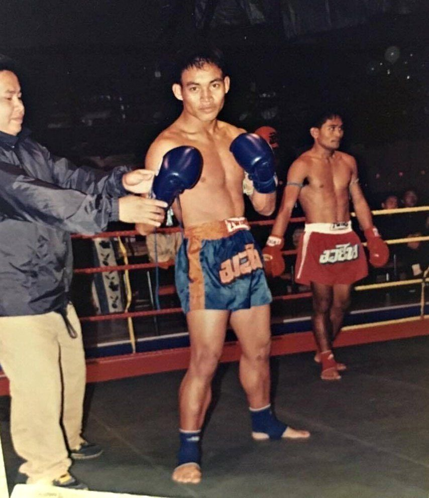 Yodsunkrup is a legendary Trainer of World Champions and is widely regarded as one of the top striking coaches in Asia.