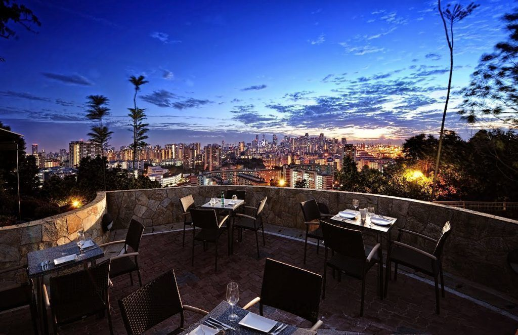 8 Restaurants With A View In Singapore