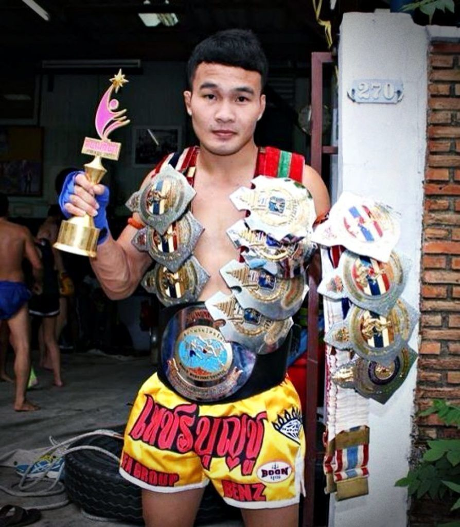Petchboonchu FA Group is one of the most decorated Muay Thai fighters in history.
