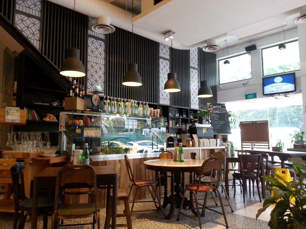 save on gst and service charge at these 6 cafes in singapore evolve vacation. Black Bedroom Furniture Sets. Home Design Ideas
