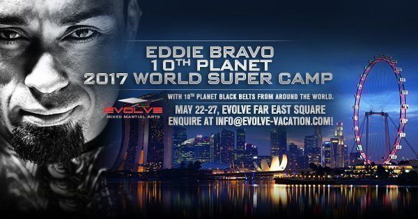 5 Reasons Why You Should Attend The Eddie Bravo 10th Planet 2017 World Super Camp