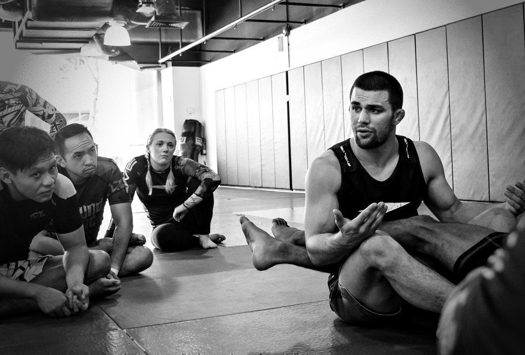 Examining The Mindset Of Garry Tonon, The Ultimate Submission Hunter