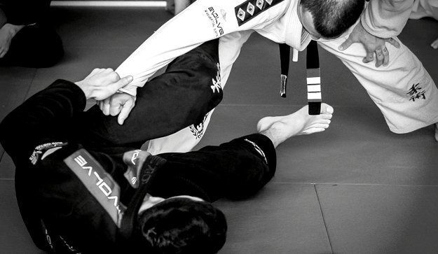Here's How To Increase Your Grip Strength For BJJ | Evolve Vacation