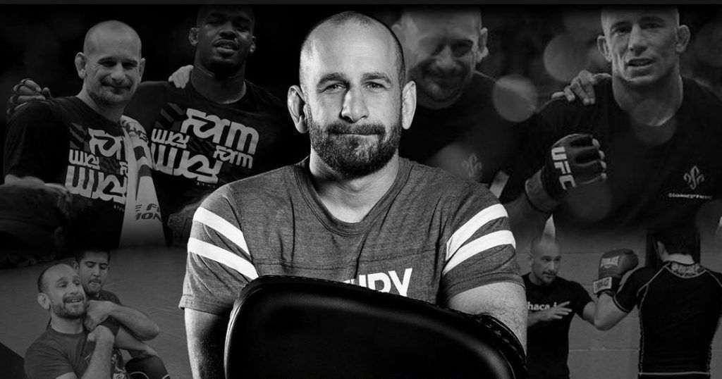 4 Reasons Why You Should Attend Greg Jackson's MMA Battle Tactics Seminar