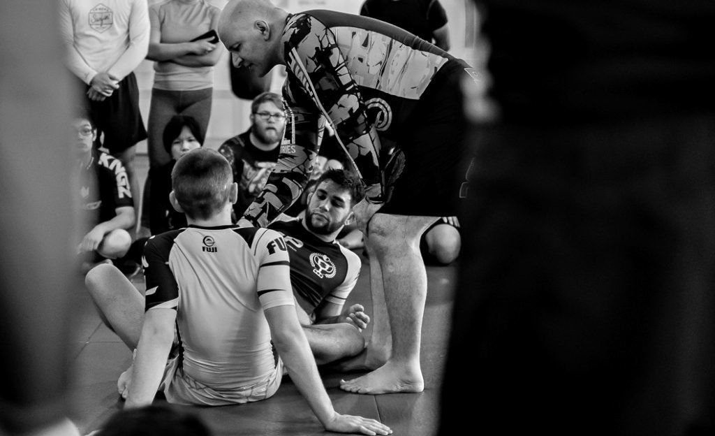 This Is What John Danaher Wants You To Know About His Leg Lock