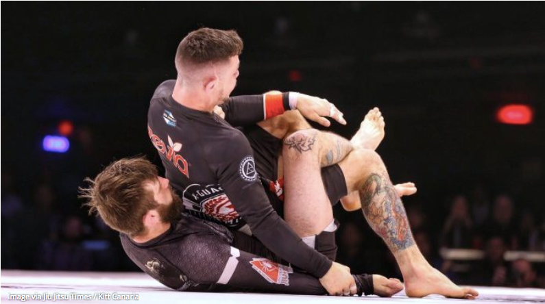 3 Escapes From Back Control In Brazilian Jiu-Jitsu