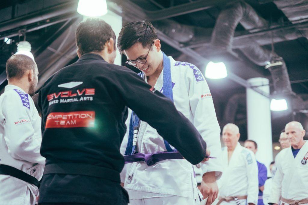 What Is A Red Belt In Brazilian Jiu-Jitsu?   Evolve Vacation