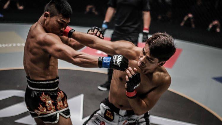 MMA-boxer