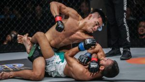 MMA-Elbow