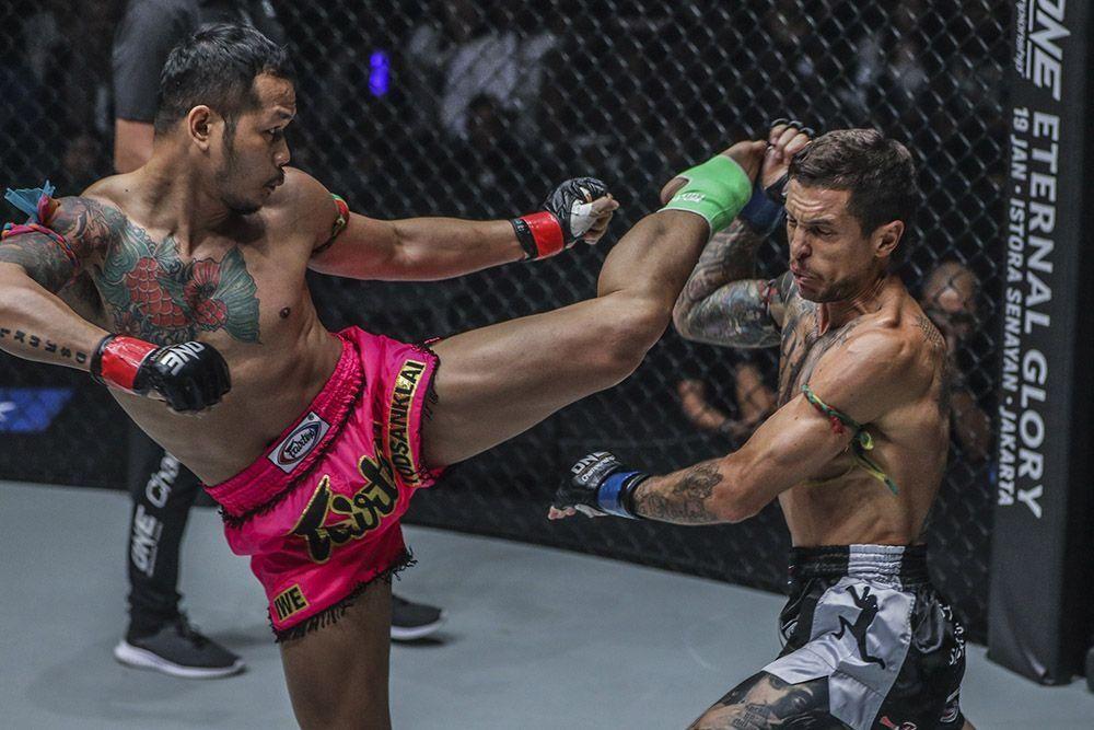 Yodsanklai-ONE-Championship