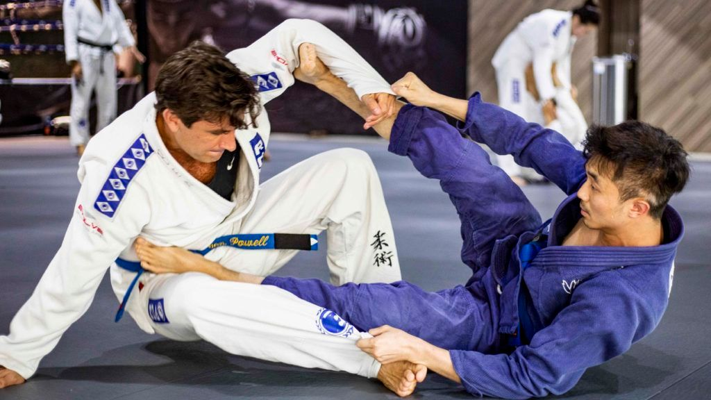 Here's How BJJ Can Keep Your Ego In Check