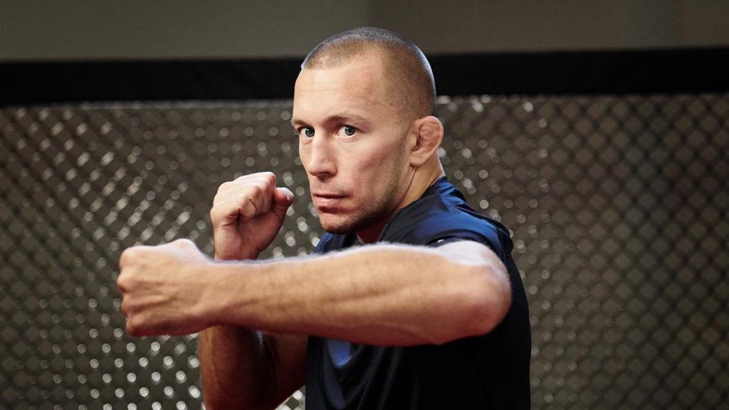 5 Things We Can All Learn From UFC World Champion Georges St-Pierre