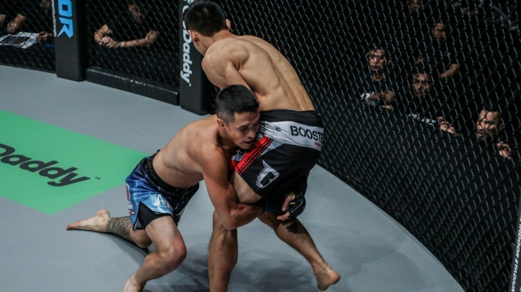 5 Tips To Counter A Takedown In MMA