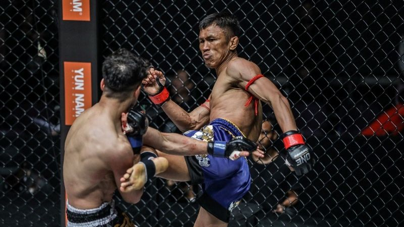 Here's How Muay Thai Can Take Your Striking To The Next Level